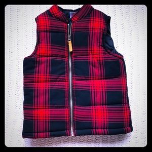 Kids Carter's Puffy Quilted Vest